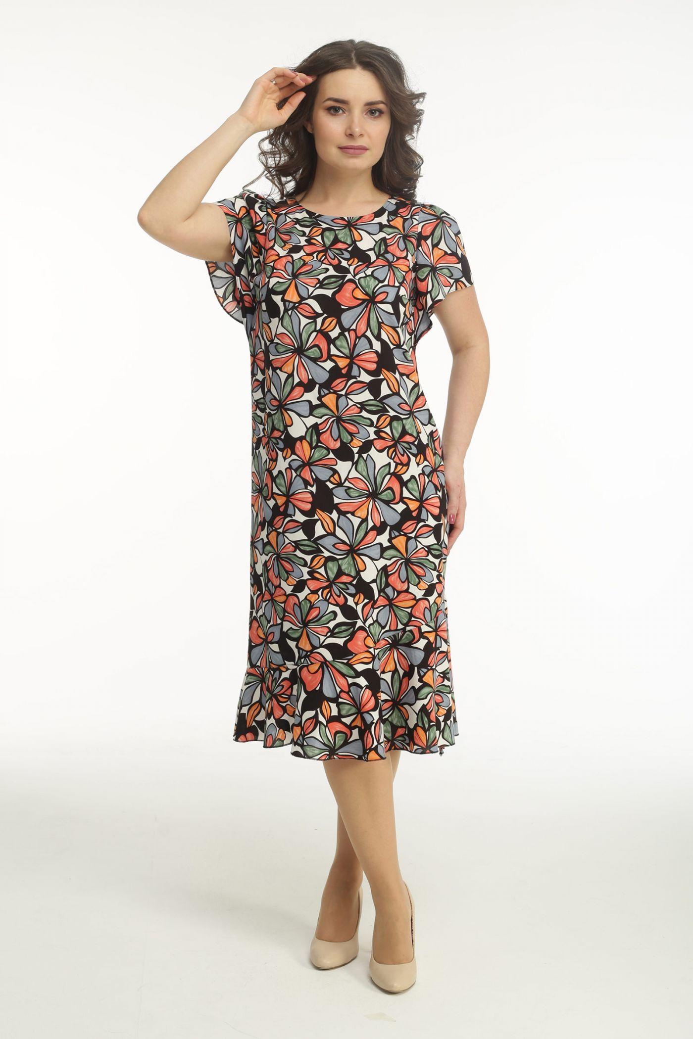 Большое изображение «Платье 64605А(1)»