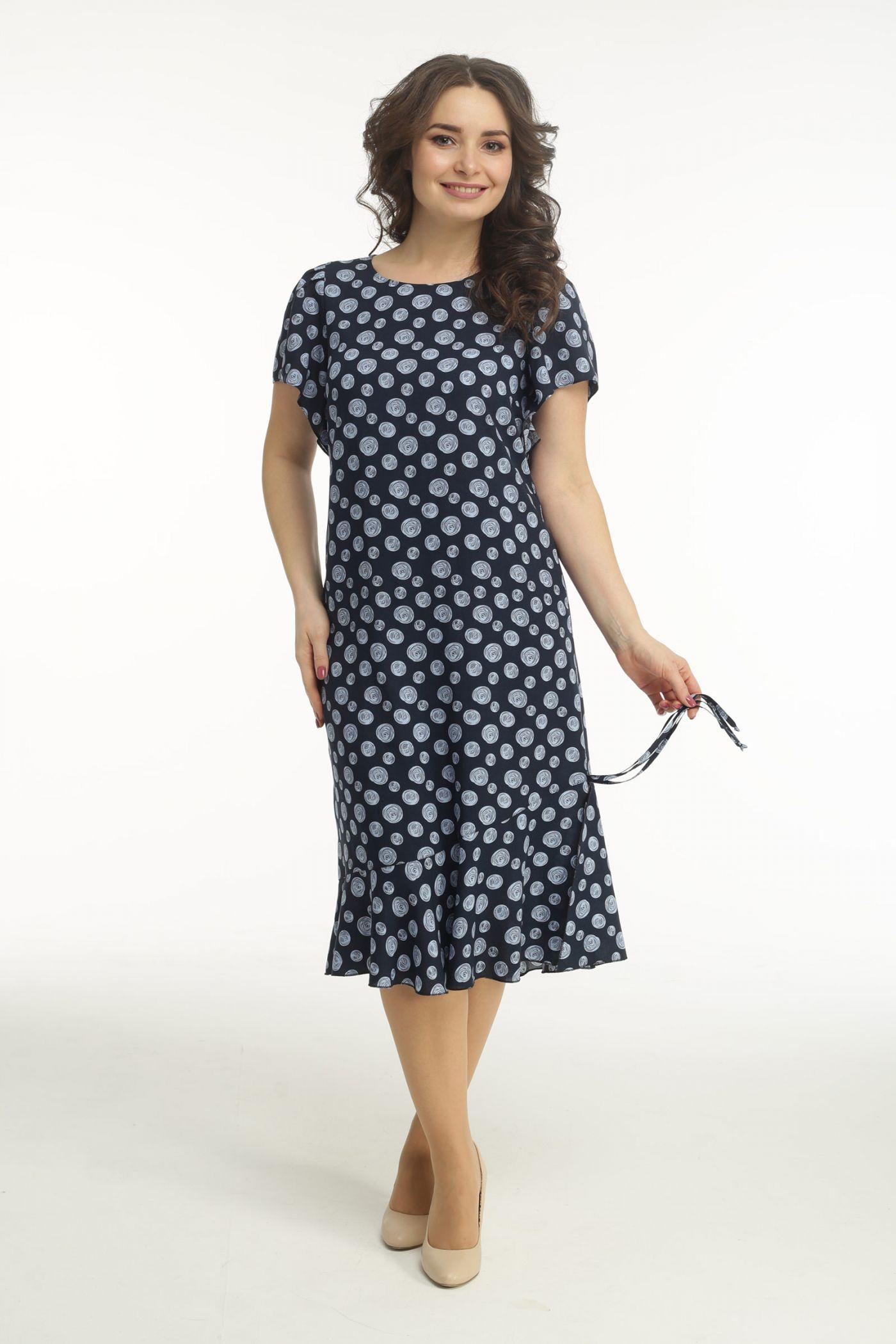 Большое изображение «Платье 64605А(2)»