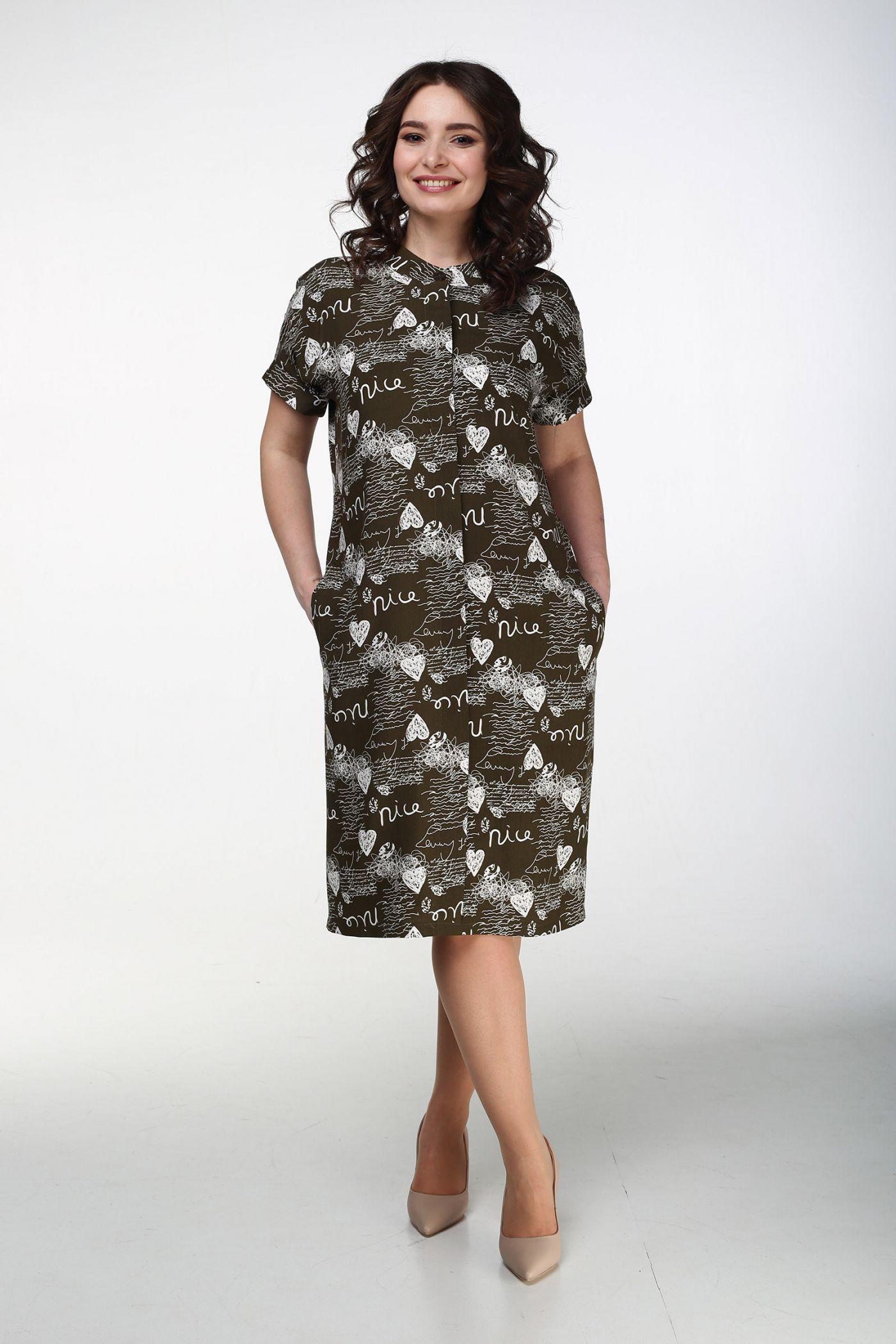 Большое изображение «Платье 45605А10»