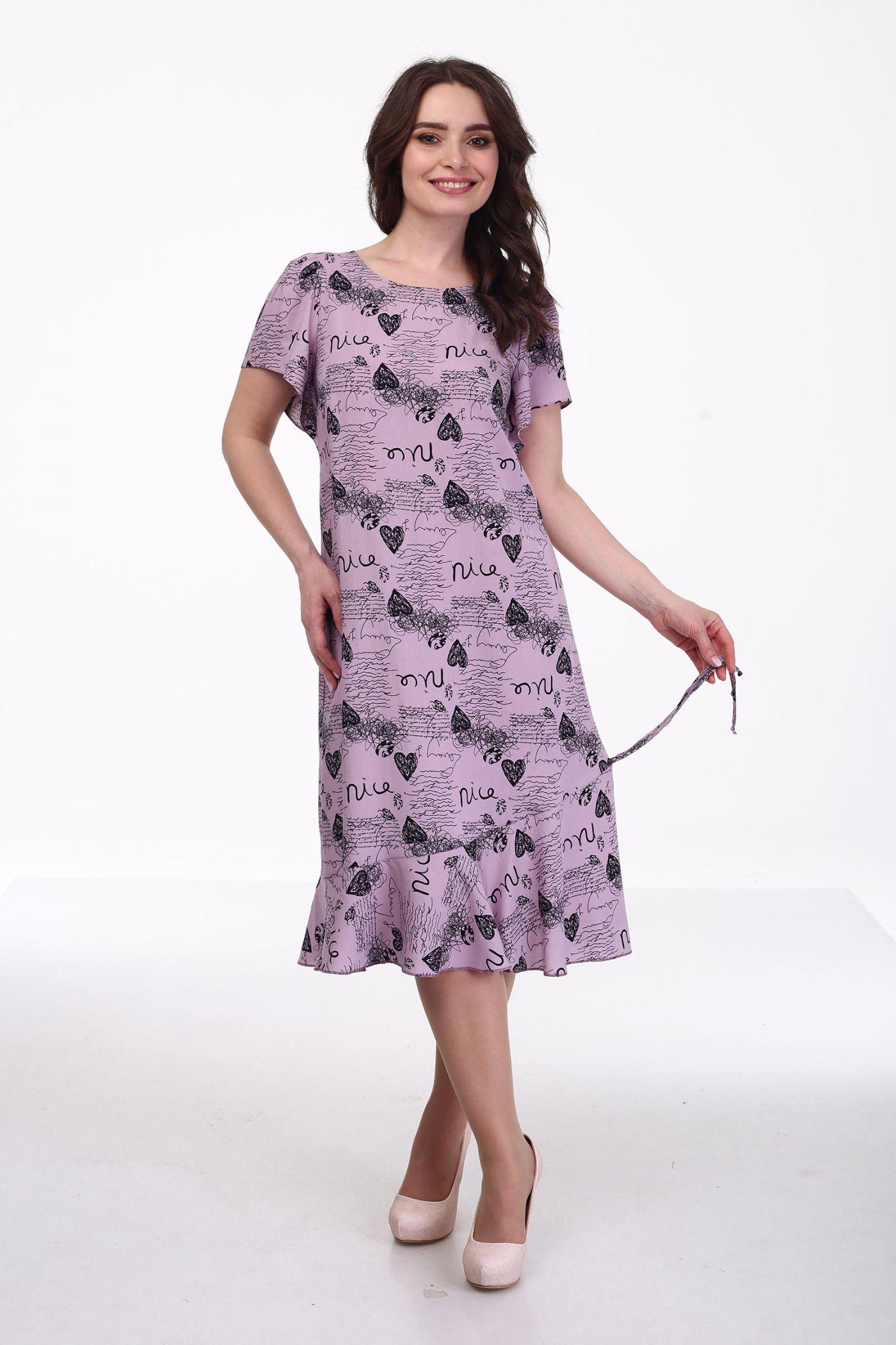 Большое изображение «Платье 64605А10»